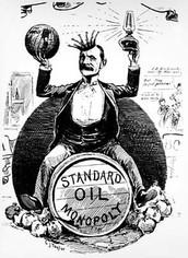 Industrialization: John D. Rockerfeller and Oil (Proud and Shame)