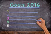 Jumpstart 2016: Goal Setting