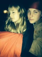 Makayla y Austin