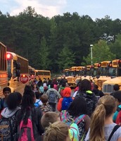 End of 2nd week - rocking dismissal
