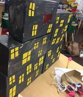 Diorama Building!