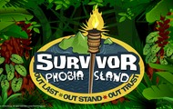 "September theme: ""Survivor Phobia Island"""