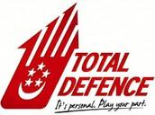 social defense symbol