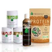 Superfoods, Protein & Fulvic Acid