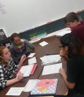6th Grade Students Learn about Informational Texts!