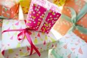 open presents!!!!!