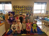Sunglasses/Hat Day - donated $ to help kids in Guatemala