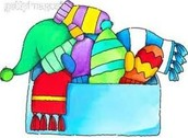 BES Student Council is sponsoring a HAT, SCARF, & GLOVE Donation Drive-DEADLINE IS 2/8
