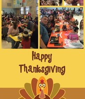 What a wonderful Thanksgiving Day Lunch!