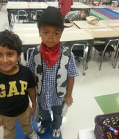 Students enjoyed Howdy Day!