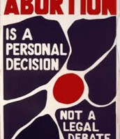 Democratic view on abortion.