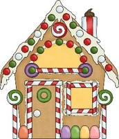 Gingerbread House Holiday Event