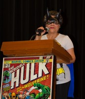 Book Woman Galvan invites all of our PSJA super readers to read!