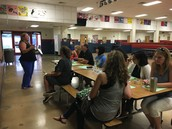 PTA Holds End of Year Meeting