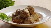 775878 - Fontanini Italian-Style Beef & Pork Meatballs 1-10#