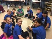 Team Book Climbers