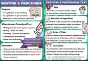 ELAR: procedural Text