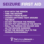 Do's and Don'ts for Seizures