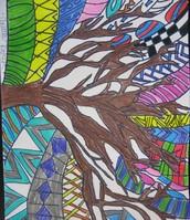 tree project hope yall like it:)