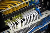 Structured Voice & Data/Network Cabling