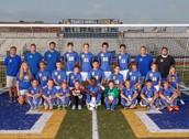 Freshmen Soccer
