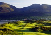 The Mourne Mountains