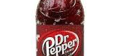 20 oz. Dr. Pepper bottle