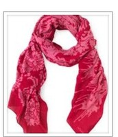 Pink Breast Cancer Scarf