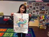 Happy Birthday, Ms. Park!