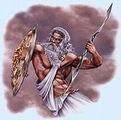 People know zeus as....