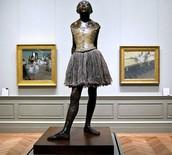 Little Dancer of Fourteen Years (1881)