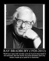 About the Authur: Ray Bradbury