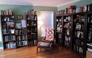 The Home Librarian's Shelfie