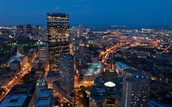 Boston the largest city in the united states