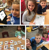 Word Study Stations