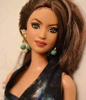 Hispanic Barbie