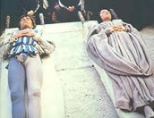 Romeo and Juliet Dead