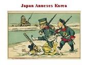 1910- Japan annexes Korea
