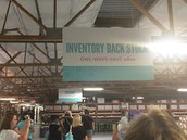 Inventory Back Station