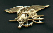 Erics seal badge