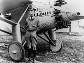 Spirit Of St. Louis Plane