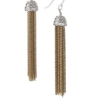 SOLD !!!!!!!!!!             Selby Fringe Earrings