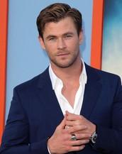 Chris Hemsworth as Don Pedro
