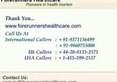 enquiry@forerunnershealthcare.com