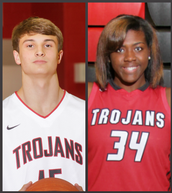 Ethan Stair and Rayven Pearson Named Super All-State