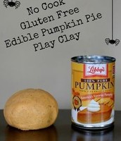 Pumpkin Play Clay
