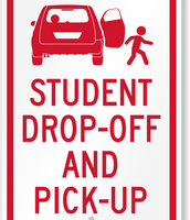 Student Drop-Off and Pick-Up-Car Line