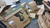 Cardboard Chaos!
