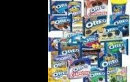 There are many types of oreos.