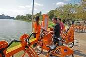 Bikes Itaú